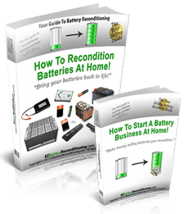 battery reconditioning business guide