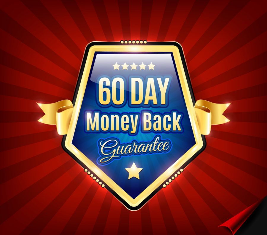 60 days refund policy