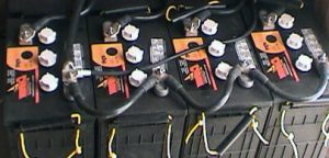 Deep Cycle Lead-Acid Batteries