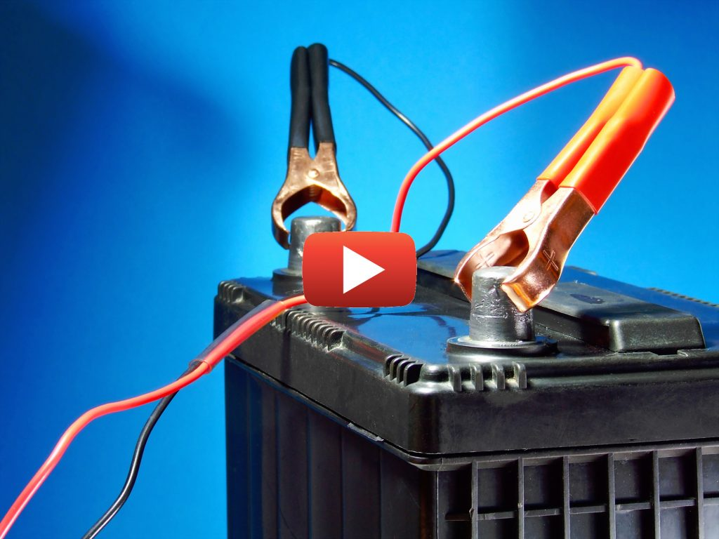 [Video] How to Recondition Your Hybrid Car Battery Properly