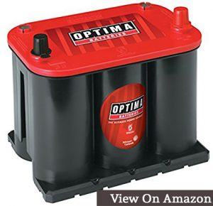 Optima Batteries 8020-164 35 RedTop
